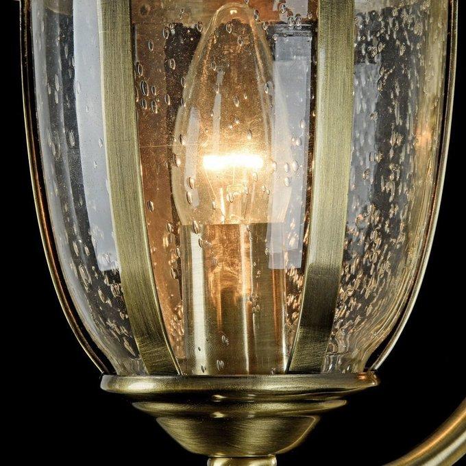 Бра Zeil со стеклянным плафоном