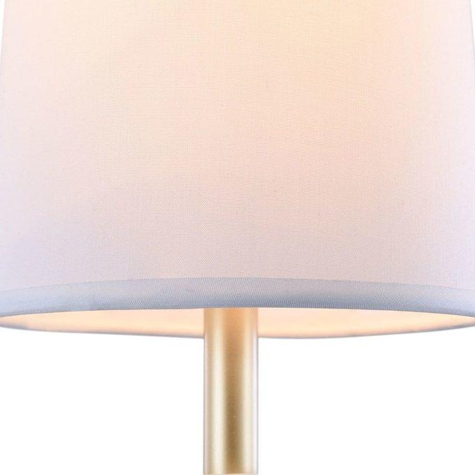 Настольная лампа Karl с полочкой