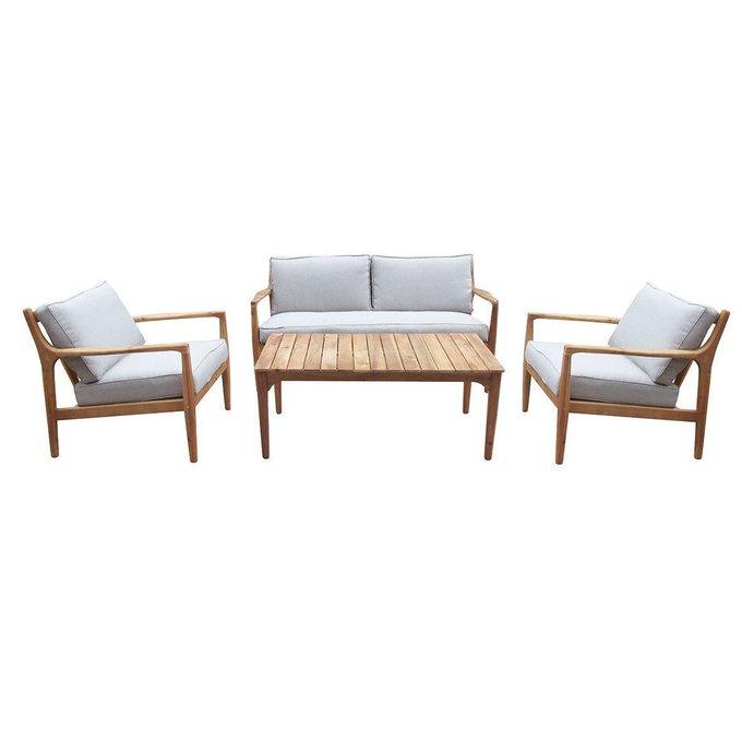 Комплект мебели Manchester из акации