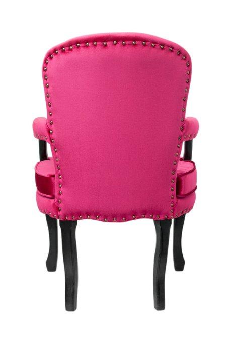 Кресло Anver rose розового цвета