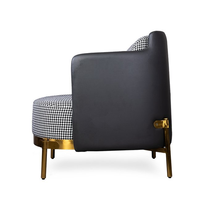 Кресло Charon Home с металлическим основанием