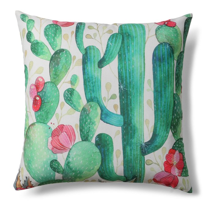 Подушка Julia Grup TROPIC Cushion 45x45