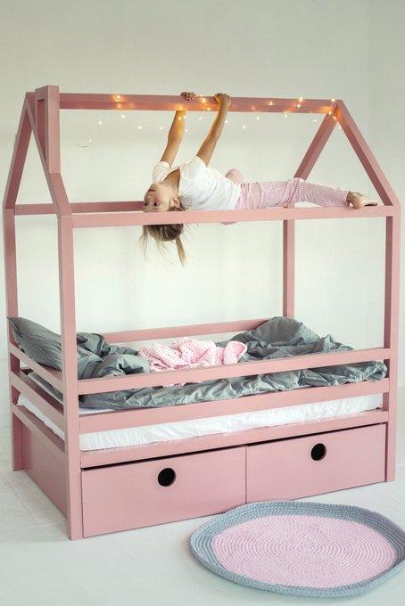 Детская кроватка  луна бук 160х90