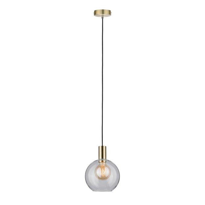 Подвесной светильник Esben с плафоном из стекла