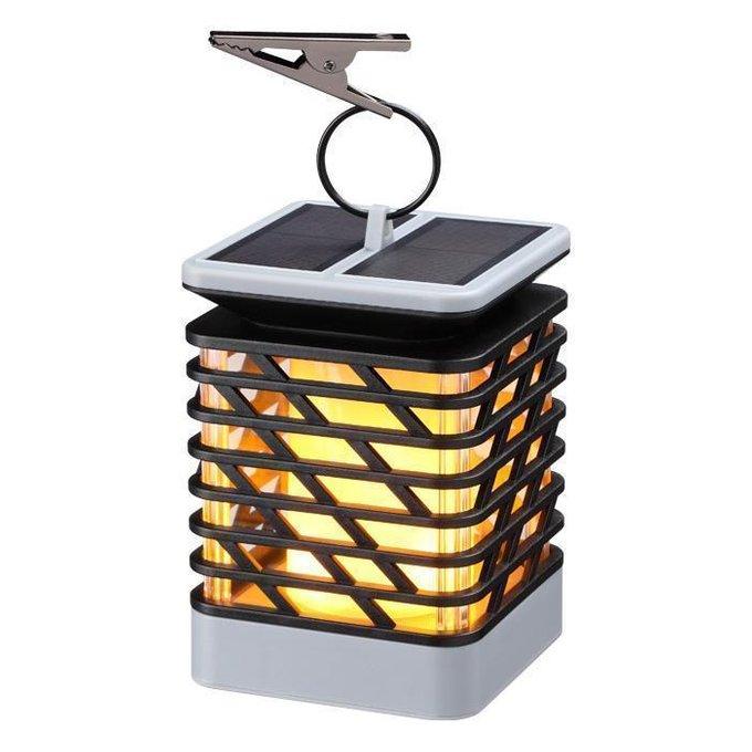 Уличный светильник на солнечной батарее Fuoco