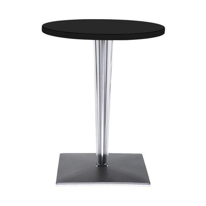 Стол TopTop с черной столешницей