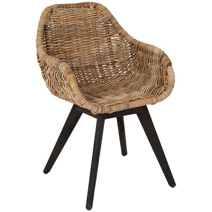 Плетеное кресло Marsilio из ротанга