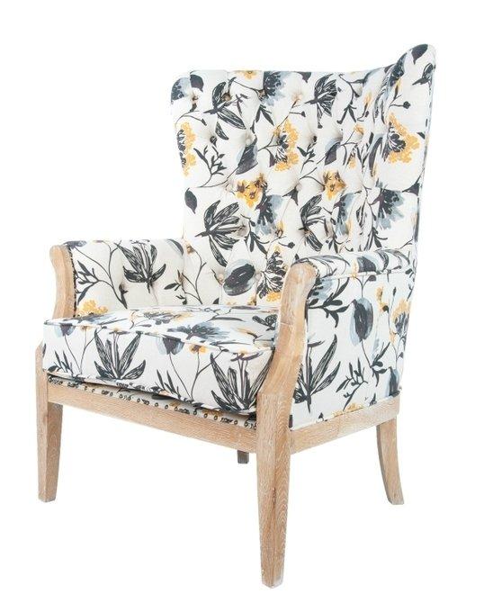 Кресло Delaine с каркасом из массива дуба