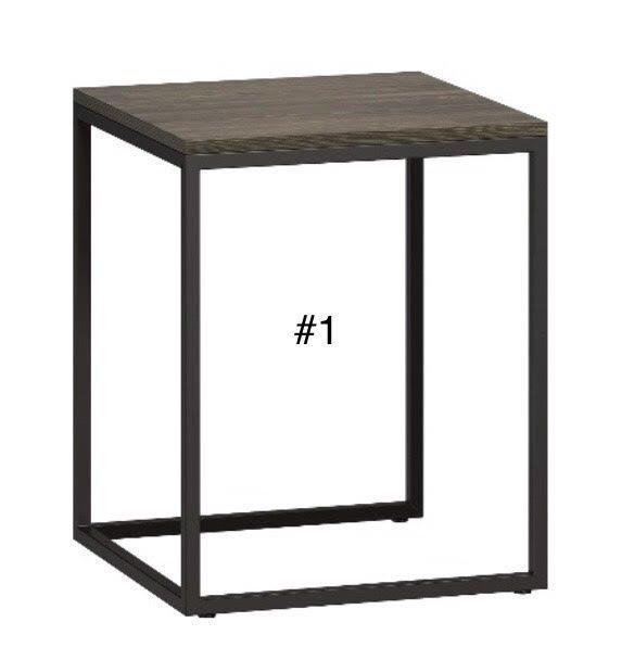 Кофейный стол Аделай коричневого цвета