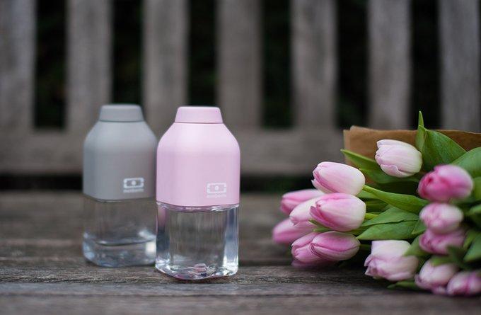 Бутылка Monbento positive 0,33 л litchi из пластика