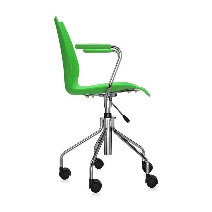 Офисный стул Maui светло-зеленого цвета