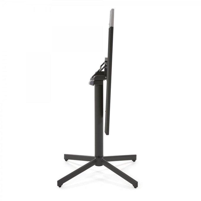 Стол Advance из металла серого цвета