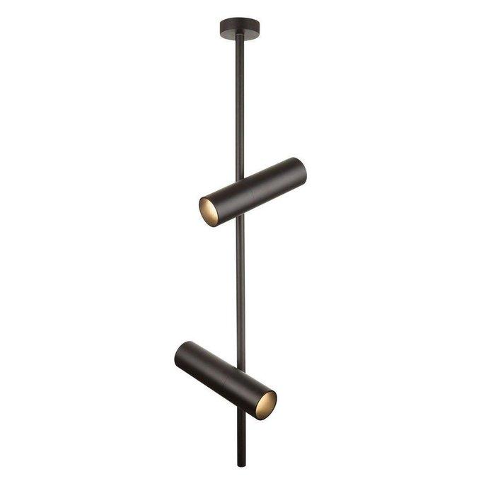 Подвесной светильник Elti черного цвета