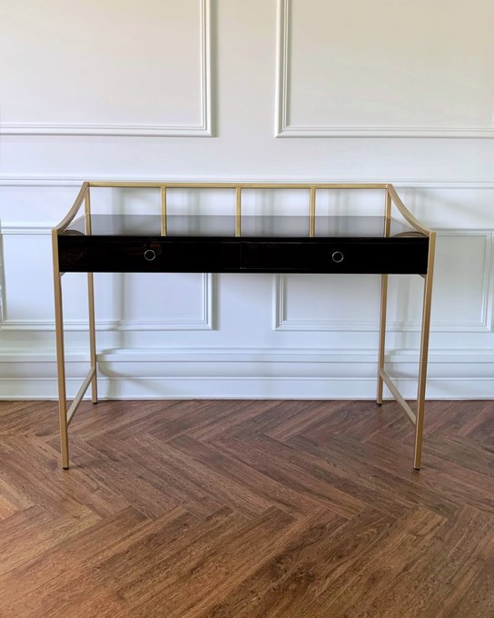 Письменный стол Прима с двумя выдвижными ящиками
