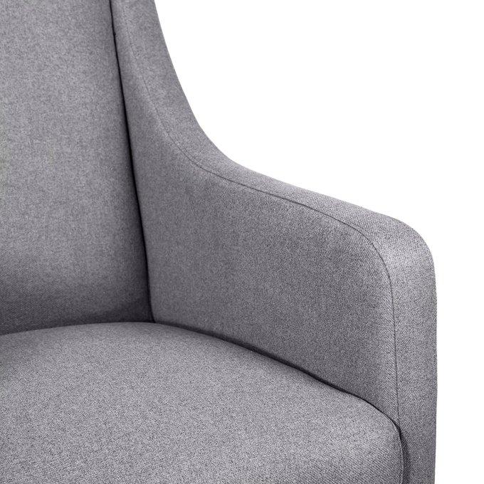 Кресло Jane Austen Серого цвета