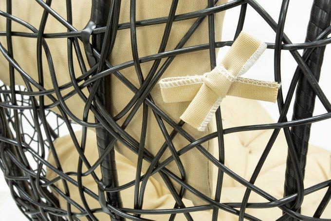 Подвесное кресло Leo из искусственного ротанга