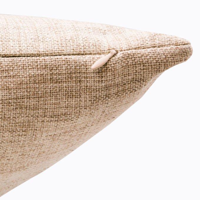 Декоративная подушка Мистер Лис с чехлом из хлопка