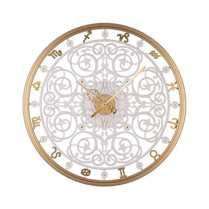 Часы Zodiac white-gold
