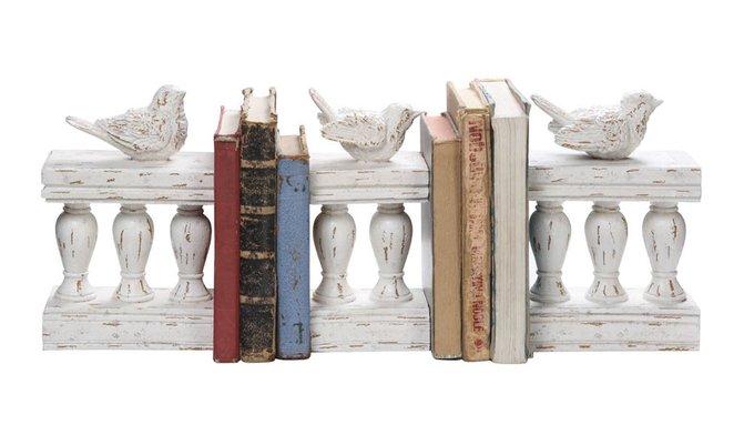 Набор держателей для книг Birds Holder