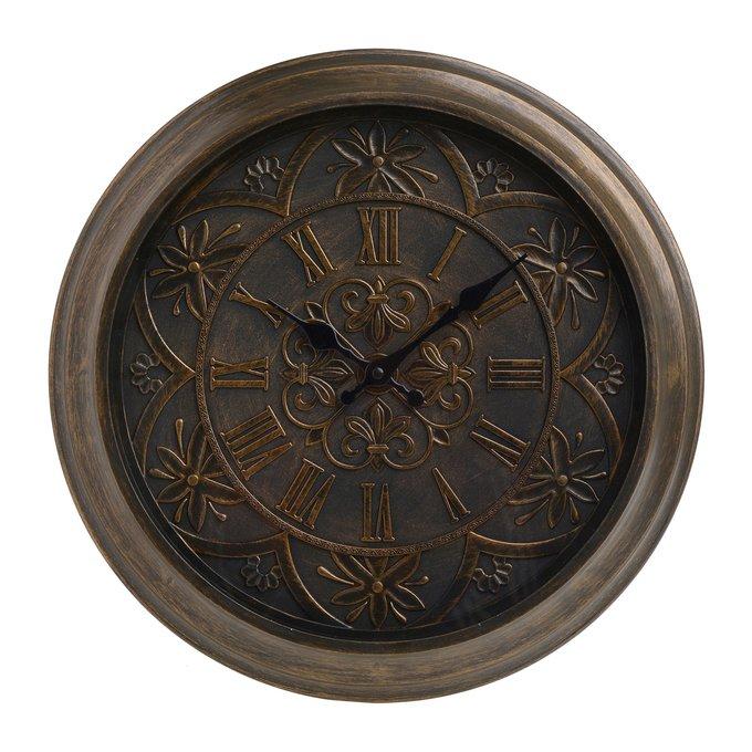 Настенный часы из пластика с кварцевым механизмом