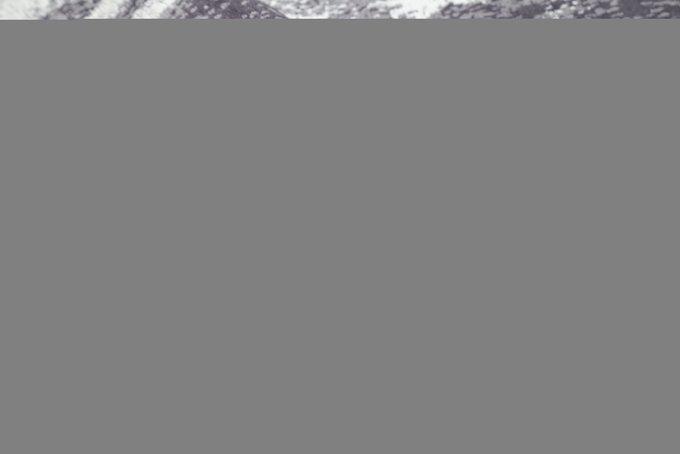 Ковер Grot Zircon 160х230 серого цвета