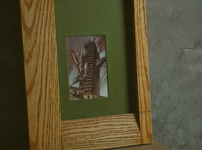 Рамка для фотографий Fly Massive Millworks CBS