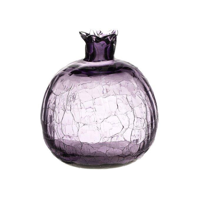 Статуэтка Гранат фиолетового цвета