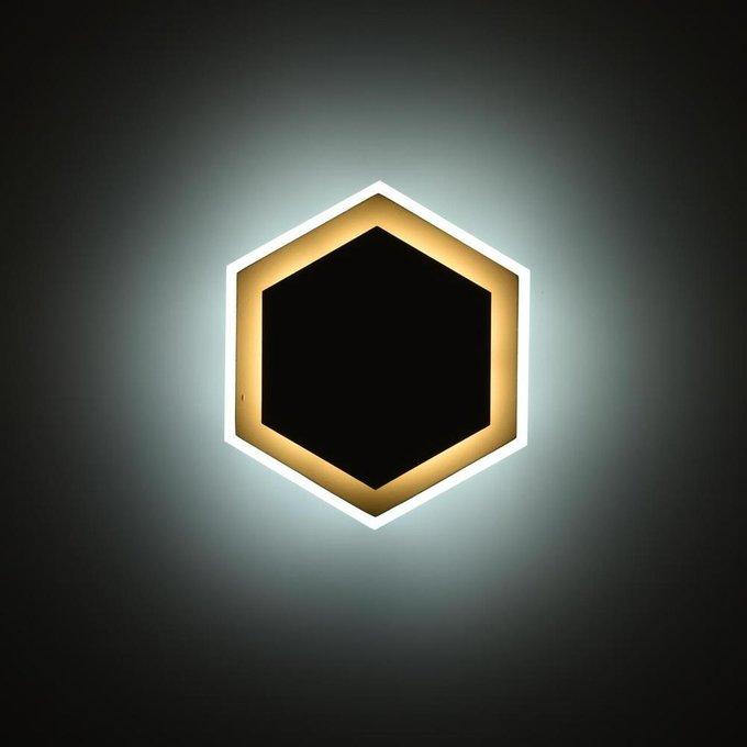 Настенный светодиодный светильник Круз белого цвета