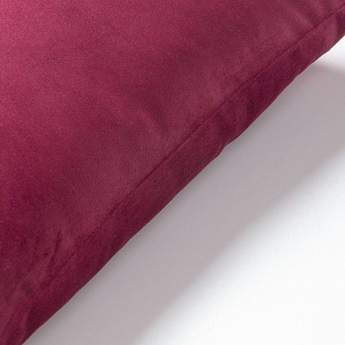 Чехол для подушки Jolie бордового цвета 30x50