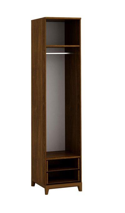 Шкаф универсальный Сканди с двумя ящиками