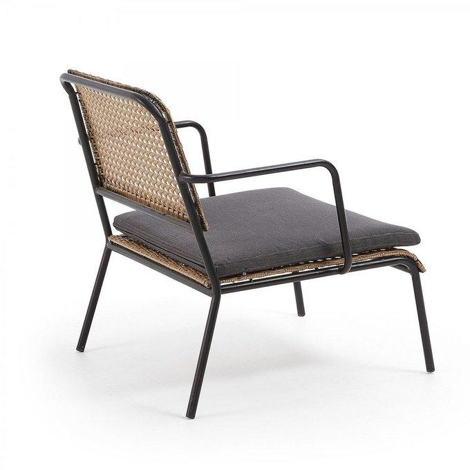 Кресло Minha из ротангового дерева
