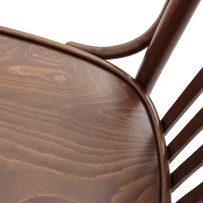 Набор из двух стульев Bistro коричневого цвета