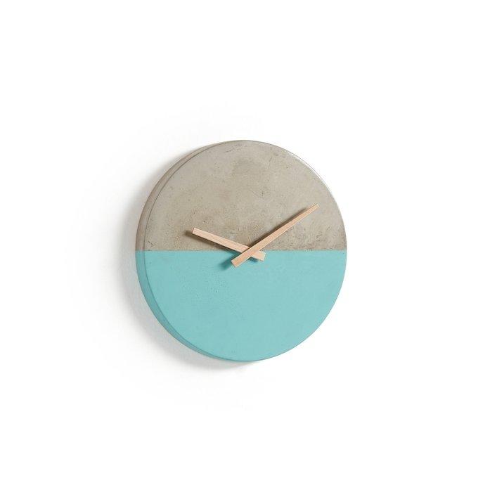 Настенные часы Slane из бетона