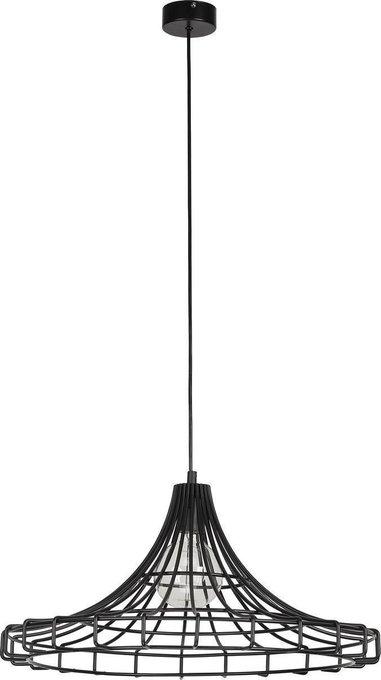 Подвесной светильник Wire черного цвета