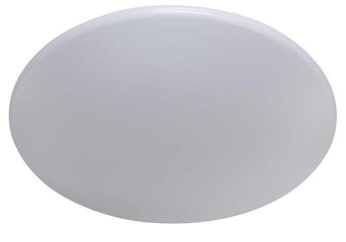 Потолочный светодиодный светильник Luna белого цвета