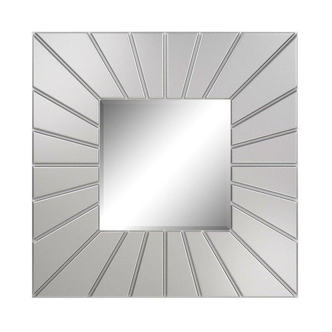 Зеркало настенное Alba Silver