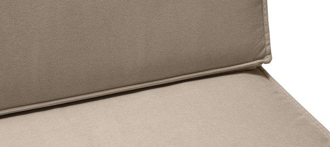 Диван-кровать Арни Galaxy темно-бежевого цвета