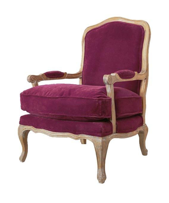 Кресло Nitro пурпурного цвета
