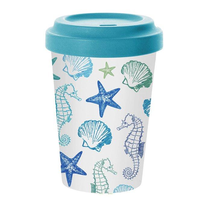 Кружка Paperproducts Design aquarell seaside бамбук 0,4 л