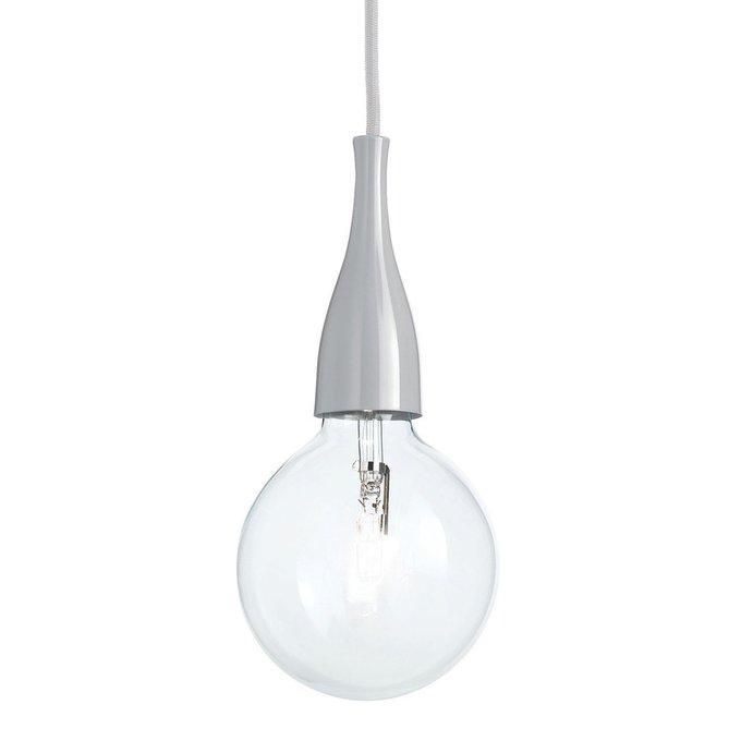Подвесной светильник Minimal  Grigio без плафона