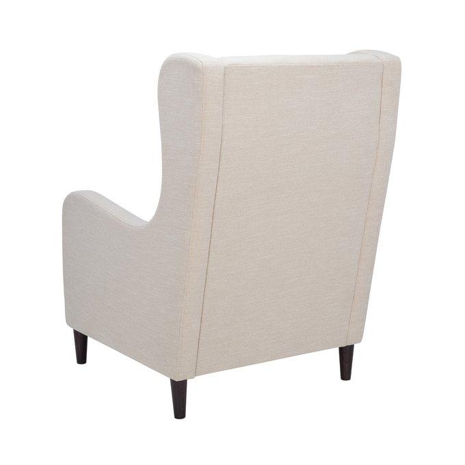 Кресло для отдыха Галант бежевого цвета