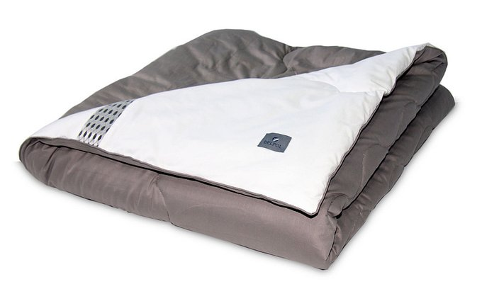 Одеяло Balance 140x205 с чехлом из сатина