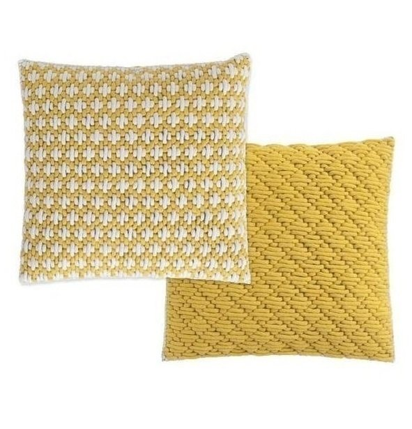 Подушка GAN Silai Yellow-yellow