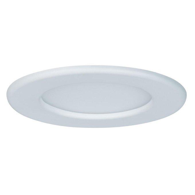 Встраиваемый светодиодный светильник  Panel dimmable белого цвета