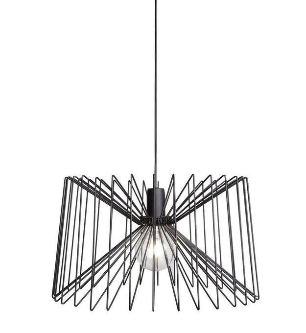 Подвесной светильник Ness черного цвета