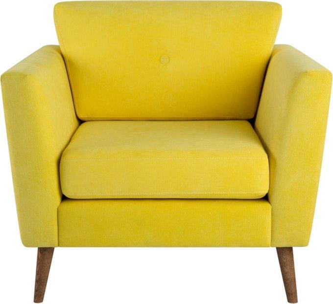 Кресло Yellow в стиле ретро