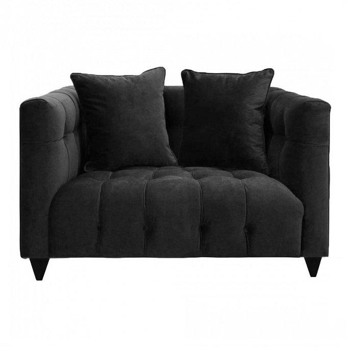 Кресло Nara темно-серого цвета