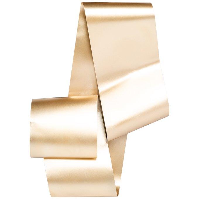 Панно Дежавю Голд цвета матового золота