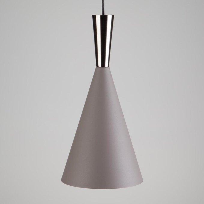Подвесной светильник Trace серого цвета