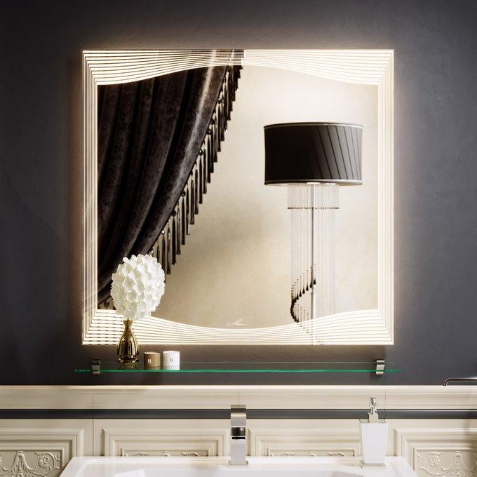 Зеркало с подсветкой Monaco 80